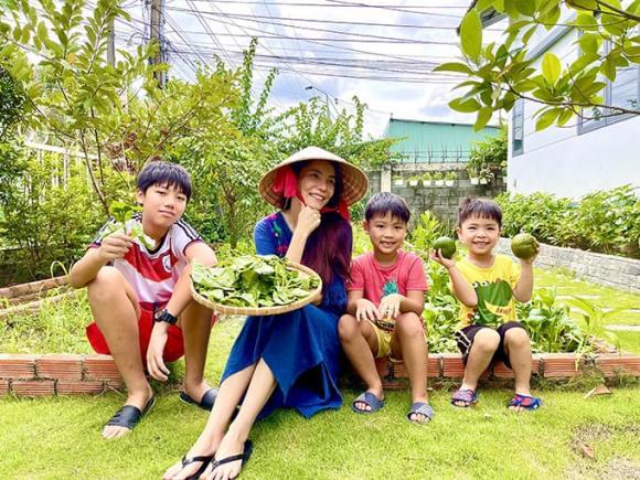 Không gian nhà vườn 600 m2 của vợ chồng Kiwi Ngô Mai Trang-1