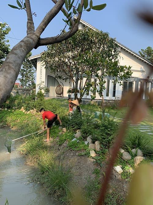 Không gian nhà vườn 600 m2 của vợ chồng Kiwi Ngô Mai Trang-4