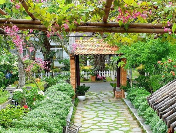 Không gian nhà vườn 600 m2 của vợ chồng Kiwi Ngô Mai Trang-7