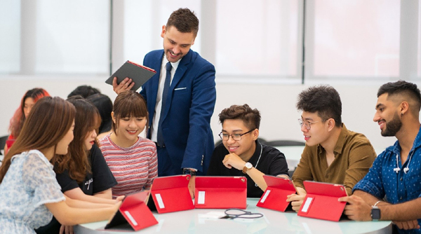Cơ hội học tập quốc tế với chương trình 'Du học không gián đoạn' mùa 2-2