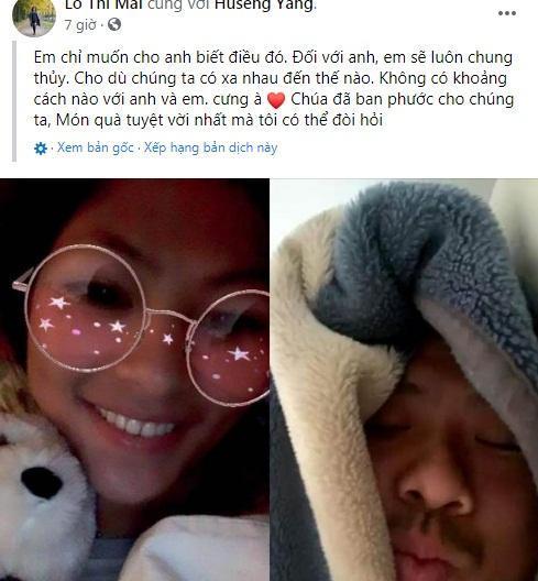 """Cô gái H'Mông nói tiếng Anh như gió"""" bất ngờ chia tay bạn trai CEO và bị dân mạng trách vô tình"""" khi làm một việc trên Facebook-3"""
