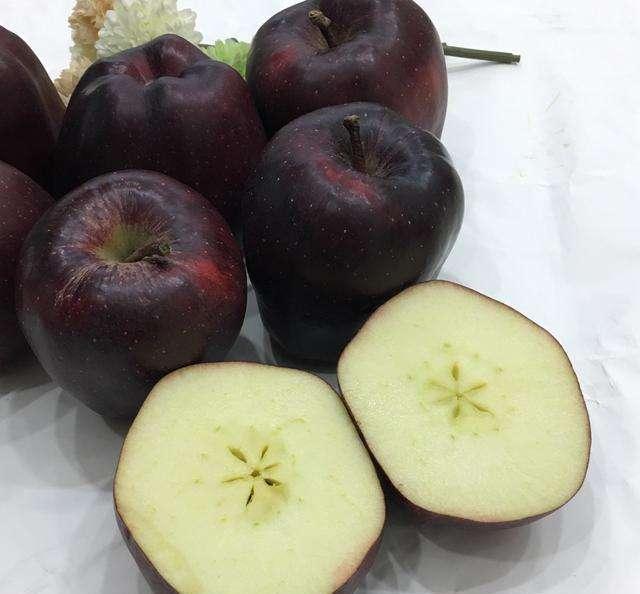 Quả táo đen giòn ngọt gấp nhiều lần so với táo thông thường, bạn đã thử chưa?-5