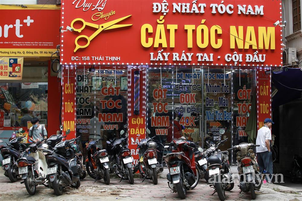 Sáng nay, toàn dân Hà Nội đi cắt tóc!-1
