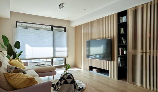 Cuộc sống hạnh phúc của gia đình 5 người trong căn hộ nhỏ, diện tích hạn chế nhưng không gian sống vẫn thoải mái và tiện nghi-1