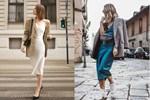 Slip dress + blazer: Cặp đôi 'trái dấu' giúp nàng 30+ đẹp xuất sắc trong ngày trở lại sở làm