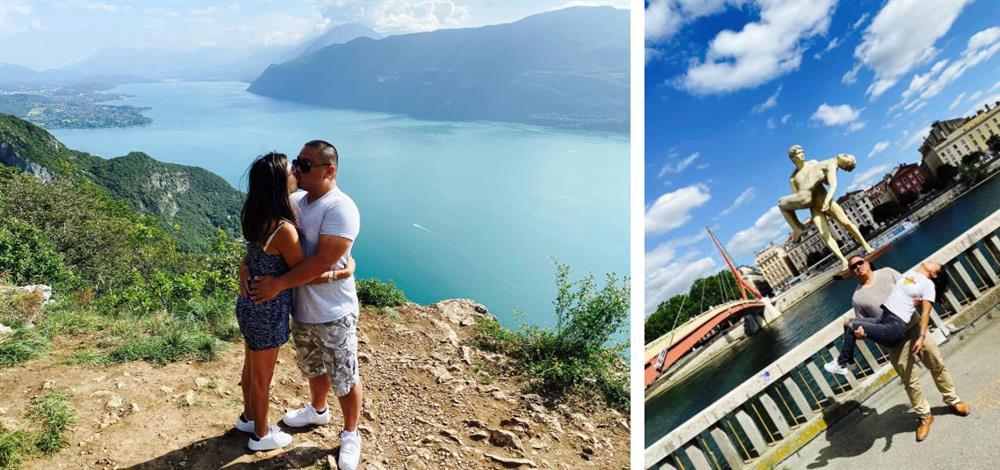 Loạt khoảnh khắc ngọt ngào của Lò Thị Mai và bạn trai CEO: Từng ra mắt người thân, không ngại thể hiện tình cảm ngoài đời-4