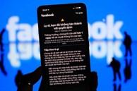 Nhiều tài khoản Facebook ở Việt Nam bị khóa vĩnh viễn