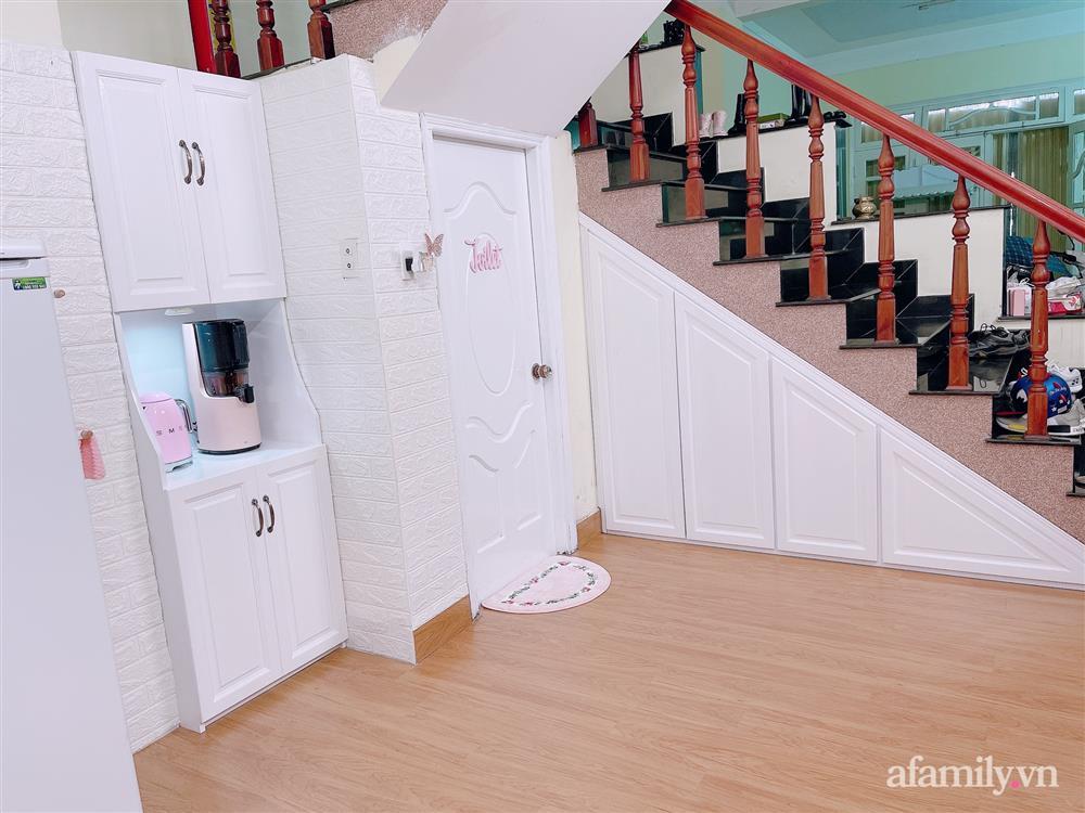 Mẹ Đà Lạt tự cải tạo căn bếp chật hẹp với chi phí 20 triệu đồng và cái kết khó tin-6
