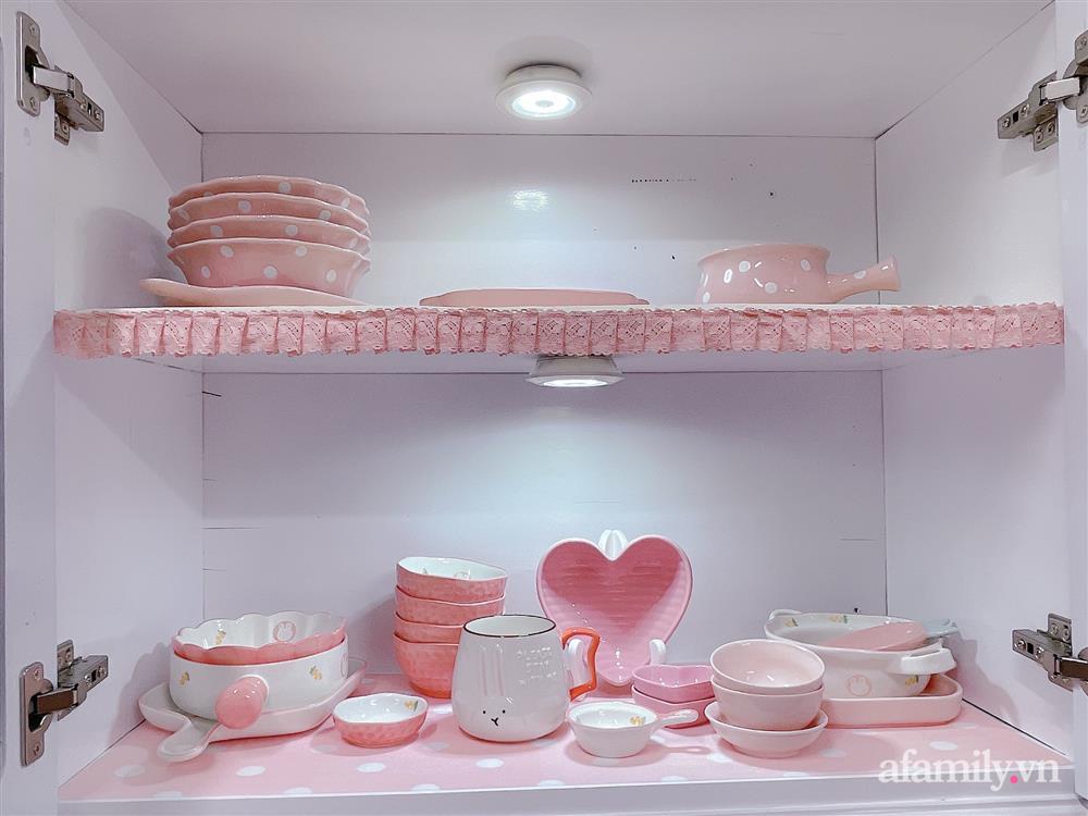 Mẹ Đà Lạt tự cải tạo căn bếp chật hẹp với chi phí 20 triệu đồng và cái kết khó tin-14