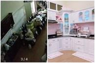 Mẹ Đà Lạt tự cải tạo căn bếp chật hẹp với chi phí 20 triệu đồng và cái kết 'khó tin'