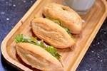 Cách làm bánh mì chuột vỏ mỏng giòn bằng nồi chiên không dầu, ăn đến đâu mê mẩn đến đấy!