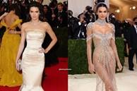 Trước bộ đồ 'mỏng như cánh ve' khoe trọn body, chẳng ngờ Kendall Jenner từng có quá khứ kín đáo nhường này tại Met Gala