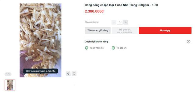 """Bộ phận đắt nhất trên con cá giá 200.000 đồng/100 gram, được ví sánh ngang với tổ yến"""" nhưng nhiều người vứt bỏ-5"""