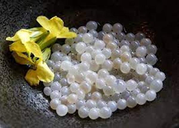 Giải mã loại trứng ốc sên giá hàng chục triệu vẫn hút khách-4