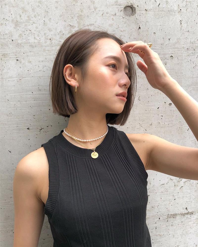Tham khảo ngay 4 kiểu tóc ngắn của gái Nhật trước khi đặt lịch tút lại mái tóc trong dịp này-12