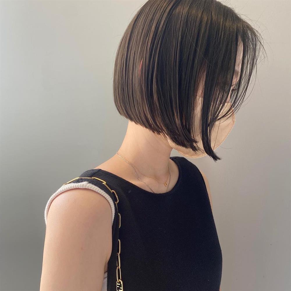 Tham khảo ngay 4 kiểu tóc ngắn của gái Nhật trước khi đặt lịch tút lại mái tóc trong dịp này-14