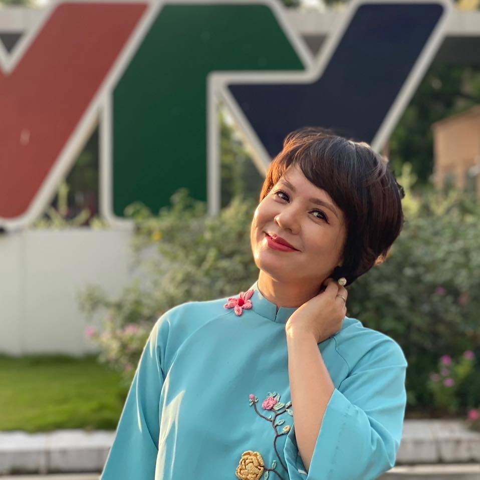 MC Diễm Quỳnh thay đạo diễn Đỗ Thanh Hải làm giám đốc VFC-1