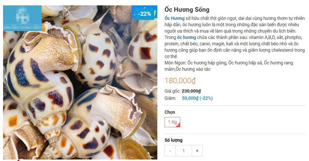 Hội ghiền ăn ốc hương đừng bỏ qua lúc này, sàn thương mại bán siêu rẻ chỉ 115 nghìn/kg-4