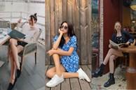 4 kiểu giày bệt được sao Việt U40 sắm nhiều nhất để hack tuổi, và mặc gì trông cũng sành điệu hơn