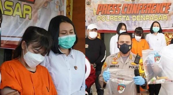 Tự sướng khi đang livestream, hot girl Indonesia bị bắt và có thể đối mặt với bản án 12 năm tù-3