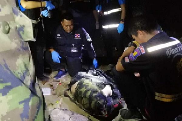 Vali thi thể dạt vào bờ biển Thái Lan: Tội ác rùng rợn của gã chồng dối trá, gia đình nạn nhân đòi tuyên án tử trong phiên tòa xuyên quốc gia-1