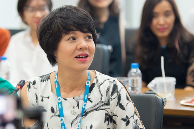 Tân Giám đốc VFC - nhà báo Diễm Quỳnh: Gia thế khủng, từng được mệnh danh là Hoa khôi VTV, MC quen mặt những năm 2000-1