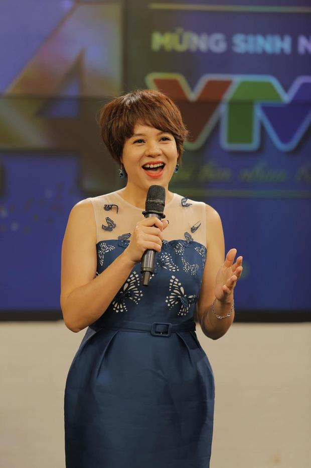 Tân Giám đốc VFC - nhà báo Diễm Quỳnh: Gia thế khủng, từng được mệnh danh là Hoa khôi VTV, MC quen mặt những năm 2000-10