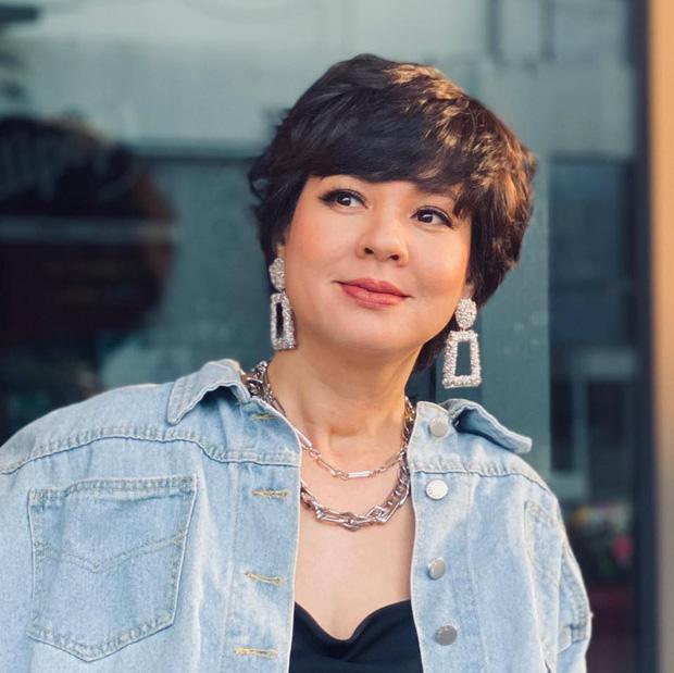 Tân Giám đốc VFC - nhà báo Diễm Quỳnh: Gia thế khủng, từng được mệnh danh là Hoa khôi VTV, MC quen mặt những năm 2000-7