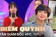 Tân Giám đốc VFC - nhà báo Diễm Quỳnh: Gia thế khủng, từng được mệnh danh là Hoa khôi VTV, MC quen mặt những năm 2000