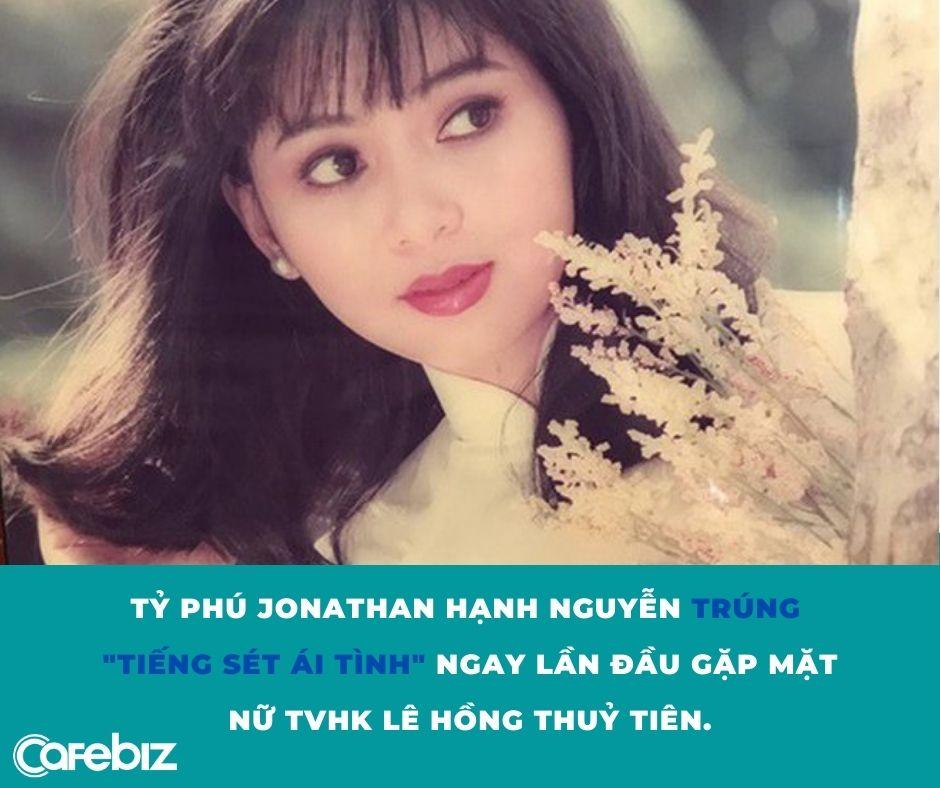 Si tình như tỷ phú Johnathan Hạnh Nguyễn: Trúng tiếng sét ái tình với nữ TVHK kém 19 tuổi, ráo riết đi mọi chuyến bay của vợ-1