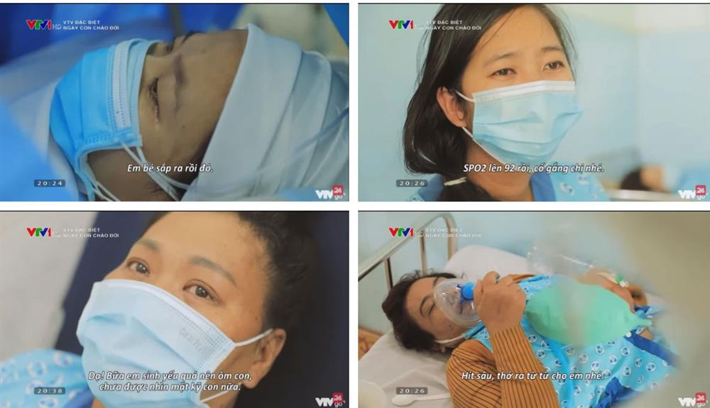 Phóng sự đặc biệt VTV Ngày con chào đời - giọt nước mắt hạnh phúc đón những sinh linh giữa đại dịch-3