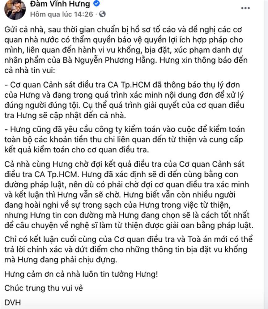 Công an xác minh đơn của nghệ sĩ tố cáo bà Nguyễn Phương Hằng-2