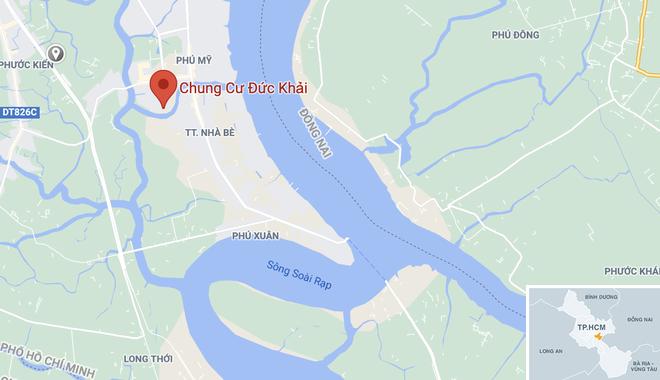 Cô gái tử vong khi rơi từ chung cư ở TP.HCM-2