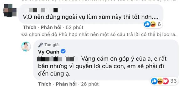 Netizen mỉa mai Vy Oanh kiện CEO Đại Nam cho vui, nữ ca sĩ quyết theo đến cùng vì 1 nhân vật đặc biệt?-3