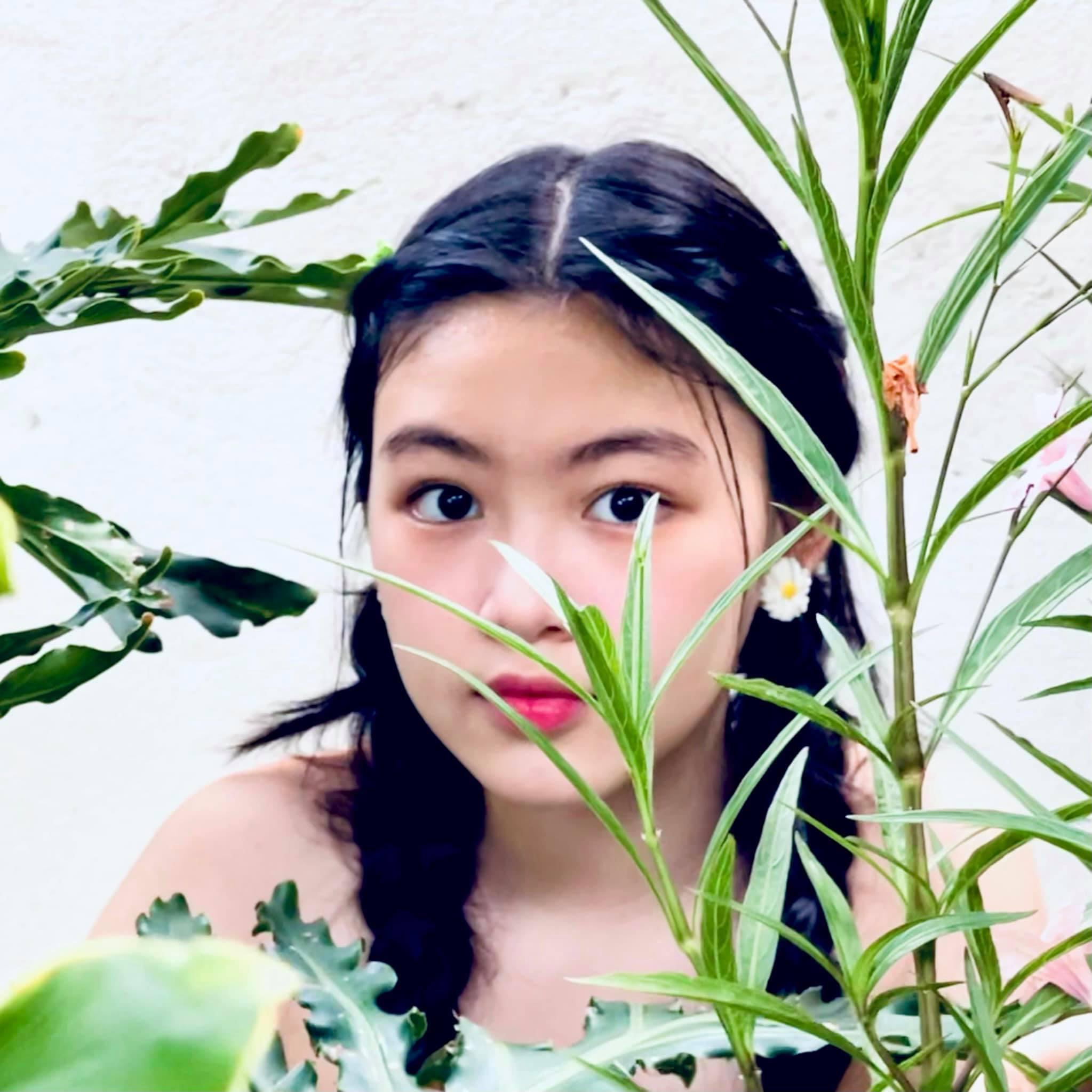 Ái nữ nhà MC Quyền Linh mặt mộc khoe trọn nét trong trẻo thiếu nữ dưới ống kính của mẹ-5