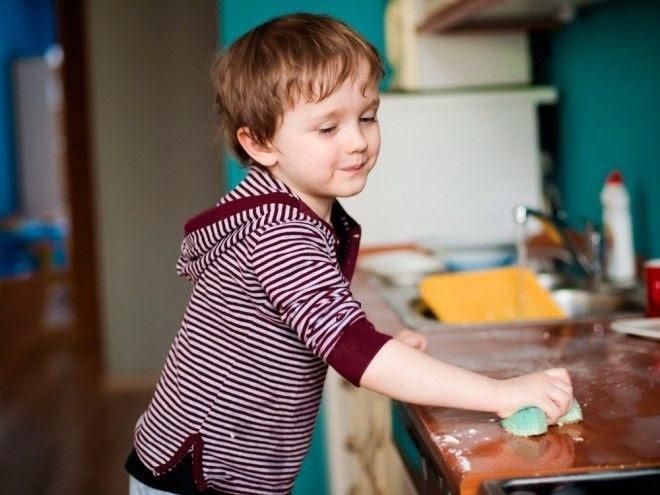 Từ nhỏ trẻ đã bộc lộ những tích cách này, lớn lên sẽ rất giỏi giang, đặc biệt là bé trai-1
