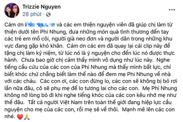 Vợ cũ Bằng Kiều: Phi Nhung đã trở nặng, bác sĩ nói với con gái gia đình nên chuẩn bị tinh thần-5