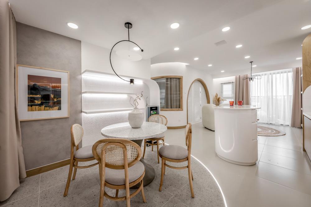 Bỏ 900 triệu thiết kế căn hộ, 8x xứng đáng nhận điểm 10 vì góc nào cũng đẹp như showroom-4