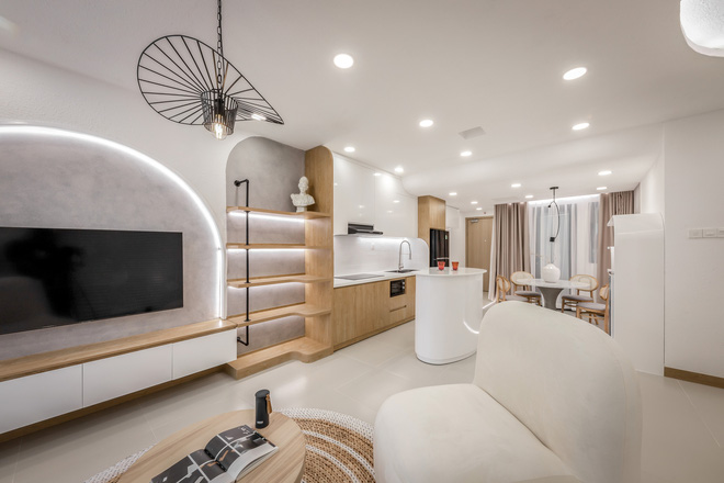 Bỏ 900 triệu thiết kế căn hộ, 8x xứng đáng nhận điểm 10 vì góc nào cũng đẹp như showroom-5