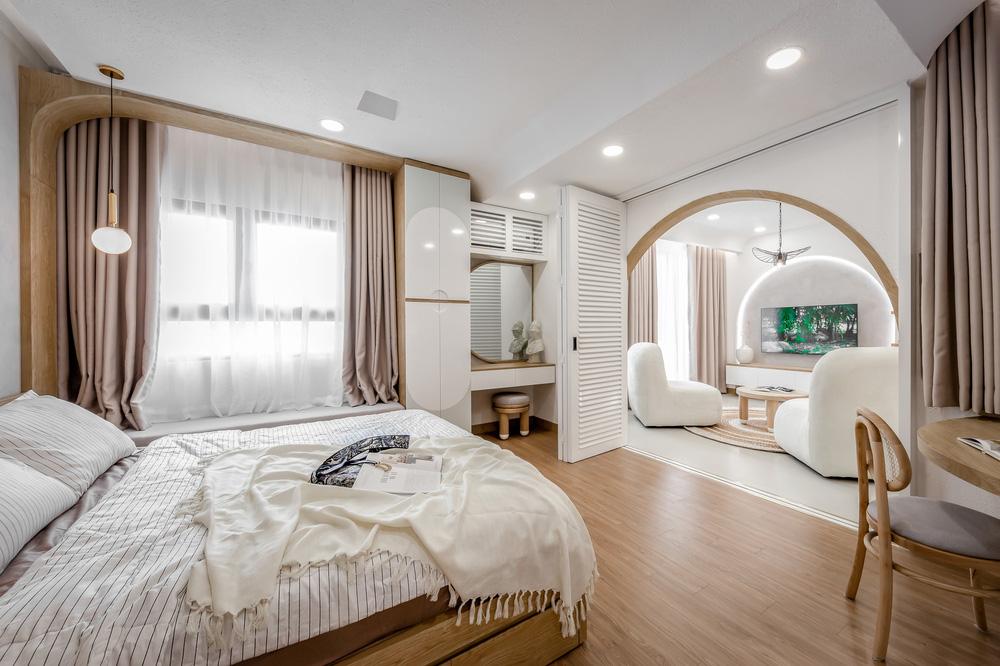 Bỏ 900 triệu thiết kế căn hộ, 8x xứng đáng nhận điểm 10 vì góc nào cũng đẹp như showroom-13