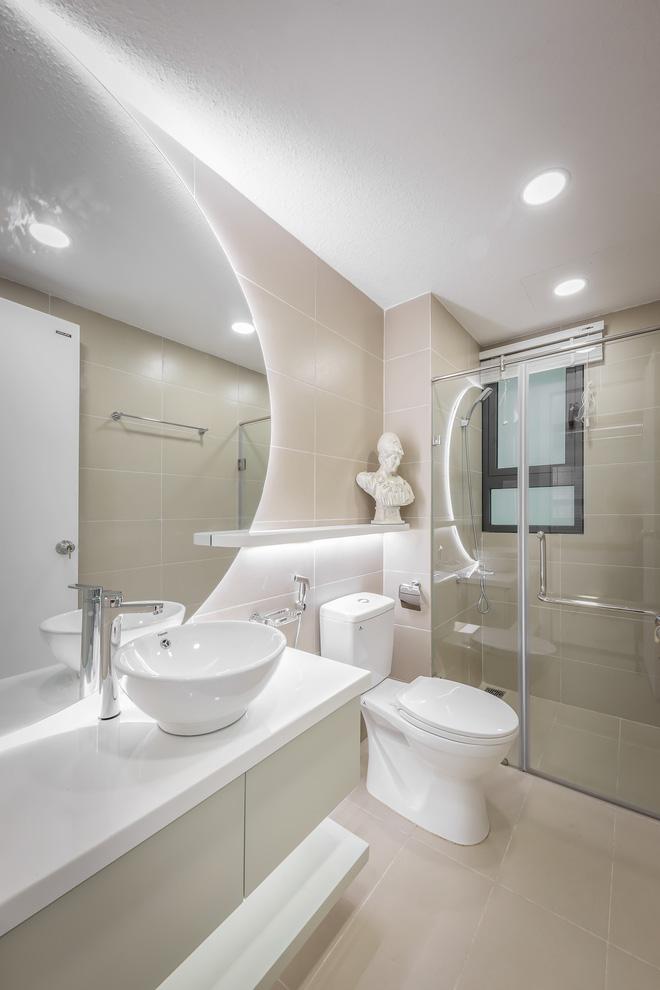 Bỏ 900 triệu thiết kế căn hộ, 8x xứng đáng nhận điểm 10 vì góc nào cũng đẹp như showroom-25
