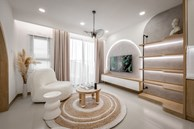 Bỏ 900 triệu thiết kế căn hộ, 8x xứng đáng nhận điểm 10 vì góc nào cũng đẹp như showroom