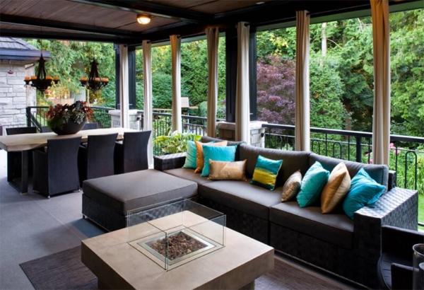 Những lưu ý thiết kế sân thượng đẹp, tuân theo quy tắc này, ngôi nhà có ngay không gian cực mê mẩn-8