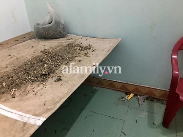 Cận cảnh phòng thông tắc kinh mạch của thầy lang chữa hiếm muộn bằng cách quan hệ ở Bắc Giang-3
