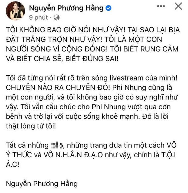CEO Đại Nam chính thức lên tiếng làm rõ tin đồn thoá mạ, trù ẻo Phi Nhung không qua khỏi-1