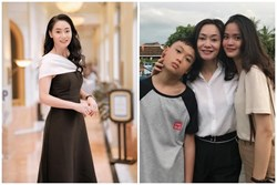 Bà Xuân 'Hương vị tình thân': Ngoài đời lẫn trong phim đều đẹp đúng chất phu nhân, nói 1 câu thôi mà thấy dạy con hay hết sảy!