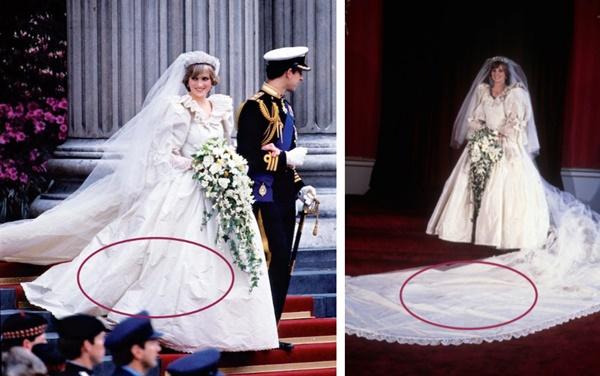 Váy cưới của Công nương Diana bản 2021 giống thiết kế gốc tới 99%, nhưng liệu có gặp phải 4 sự cố này trong lễ cưới-9