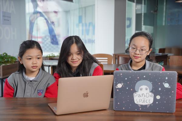 Trường quốc tế Mỹ trực tuyến tặng 100 suất học bổng trị giá 2,4 tỷ đồng-3