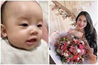 Lâu lắm mới được nghe lại giọng Phạm Hương, quý tử mới sinh nói chuyện với mẹ bỉm nhìn cưng xỉu