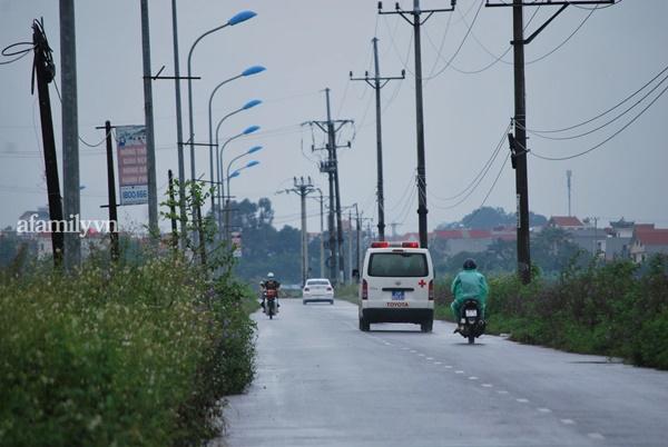 Hà Nội: Lập chốt kiểm soát lối vào nhà công nhân xây dựng tử vong vì tai nạn xét nghiệm dương tính SARS-CoV-2-8